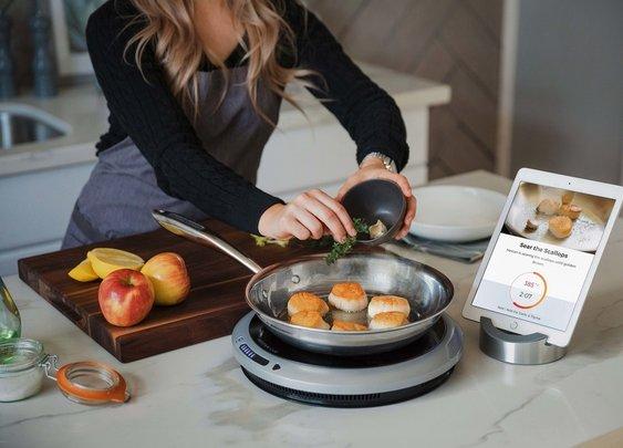 Hestan Cue - Smart Cooking System - Bonjourlife