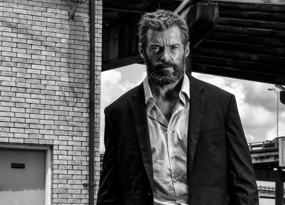 LOGAN - B&W Version of Film Hitting Theaters In May
