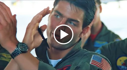 Someone Remade The 'Top Gun' Trailer And You'll Die Laughing - World War Wings
