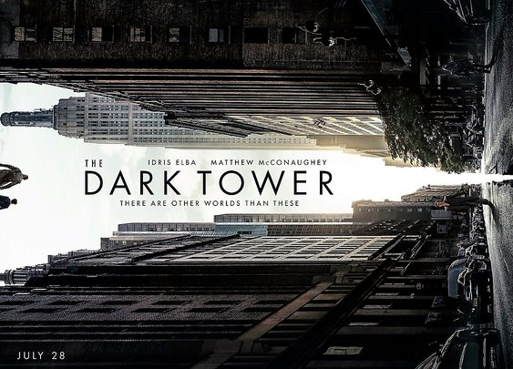 First Footage Of 'The Dark Tower' Hits Twitter Ahead Of Trailer Release