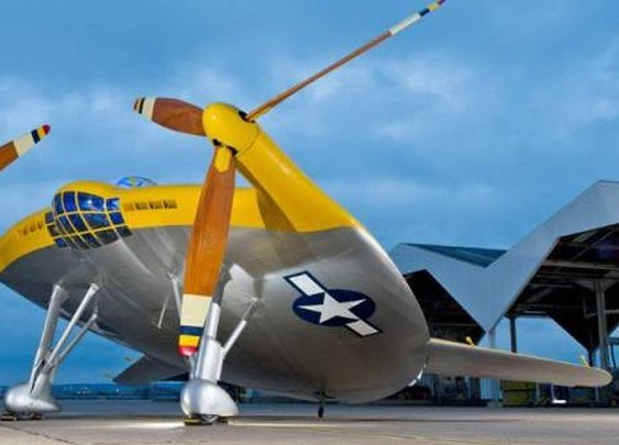Orrazz: Some Of The World's Most Bizarre-Looking Aircrafts Of All Time (38 pics)