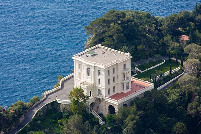 Go Inside Karl Lagerfeld's Mysterious Monaco Mansion