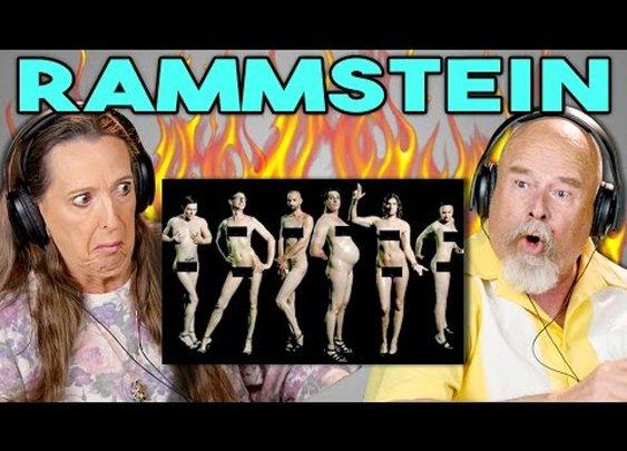 Elders React To... Rammstein! [GabeMODE]