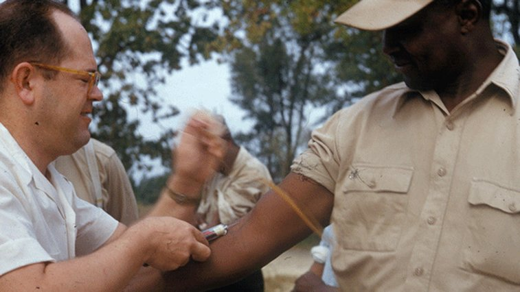 'Bad Blood': The Tuskegee Syphilis Study