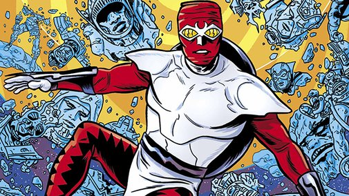 The Buoyant, Kirby-esque, Pop-Art Pleasures of Michael Allred :: Comics :: Features :: Mike Allred :: Paste