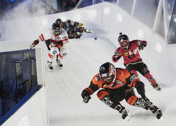Crashed Ice 2017 Championship - The Most Insane Event in Winter Sports