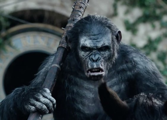 Final Trailer For 'War For The Planet Of The Apes' Is Here