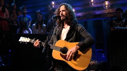 Chris Cornell - Redemption Song
