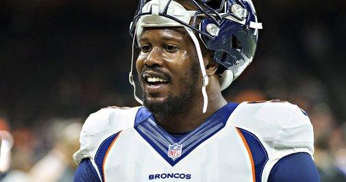 Von Miller surprised more than 200 Broncos employees