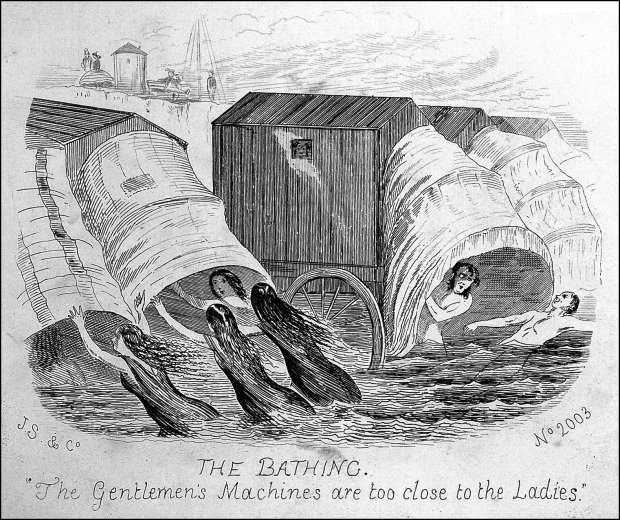 Promiscuous Bathing at Margate: Victorian Outrage Over Indecency at the Public Beach