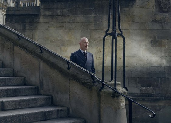 The Exquisitely English (and Amazingly Lucrative) World of London Clerks