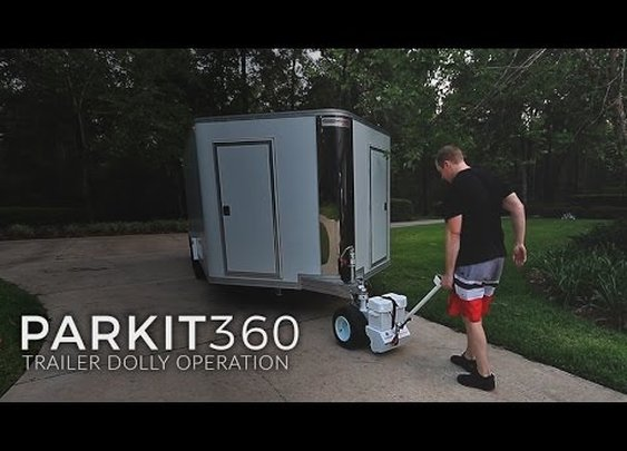 Parkit360 Simple Parking for Every Trailer