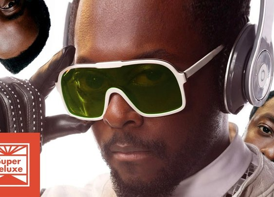 GENIUS! will.i.am Can See the Future! [Super Deluxe] [GabeMODE]