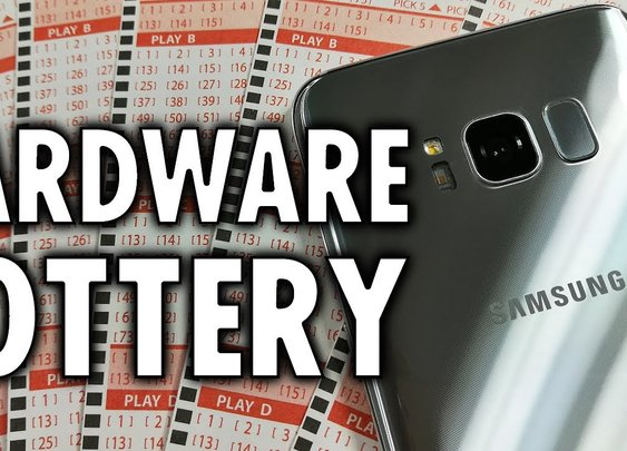 Samsung Galaxy S8: How Bad Is The 'Hardware Lottery'? [GabeGIZMO]