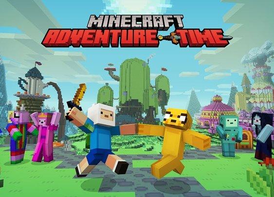 Perfection: Minecraft Adventure Time Mashup Pack! [GabeMODE]