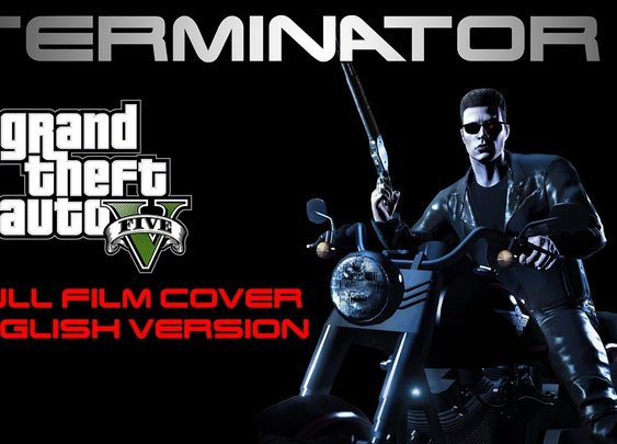Fan Recreates 'Terminator 2: Judgment Day' In 'Grand Theft Auto' [GabeMODE]