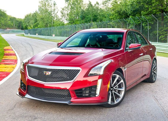 2016 Cadillac CTS-V: Is More Always More? [Test/Drive] [GabeTURBO]