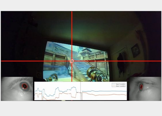 Eye-Tracking Software Shows Exactly How Frantic 'Overwatch' Is On The Senses [GabeMODE]