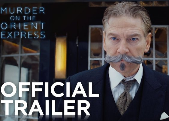 Murder on the Orient Express | Official Trailer | 20th Century FOX - YouTube