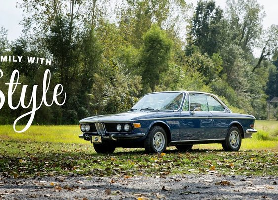 This 1972 BMW 3.0 CS Coupé Is A Stylish Member Of The Family [Petrolicious] [GabeMAX]