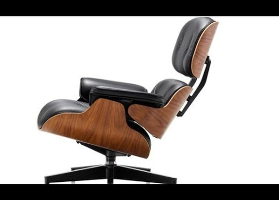 How an Eames Lounge Chair is made - BrandmadeTV - YouTube