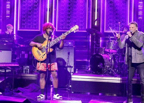 Thundercat with Michael McDonald and Kenny Loggins