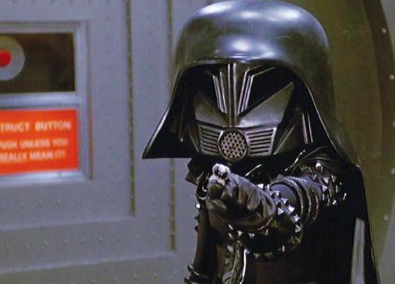 Spaceballs Dark Helmet of Rick Moranis Goes Up for Auction | Den of Geek