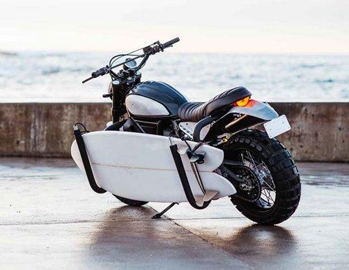 Deus Made the Ducati Scrambler Even Cooler