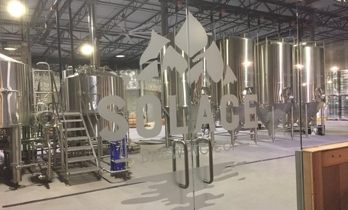 Solace Brewery: the Taste of Change » Loudoun County VA Breweries | Distilleries and Cideries