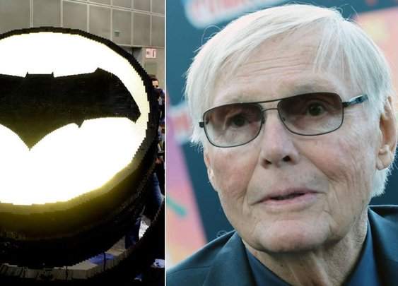 Bat-Signal to shine in honour of Batman star Adam West