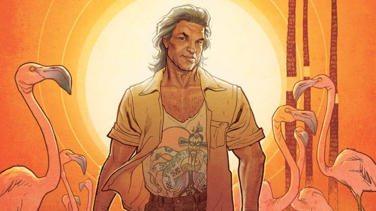 John Carpenter is writing a new Big Trouble In Little China comics series