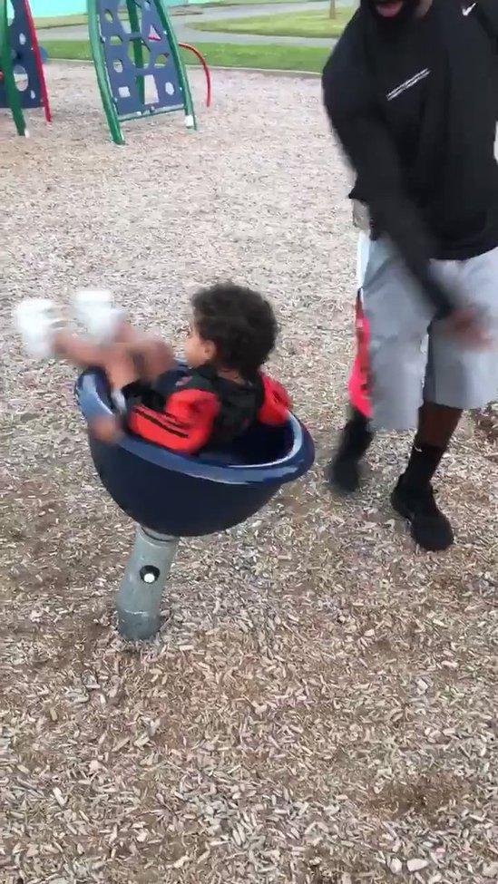 Dizzy Kid Forgets How to Walk