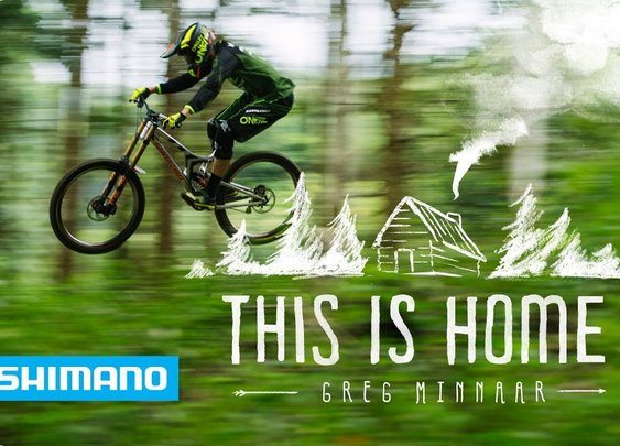 Greg Minnaar - This Is Home | SHIMANO