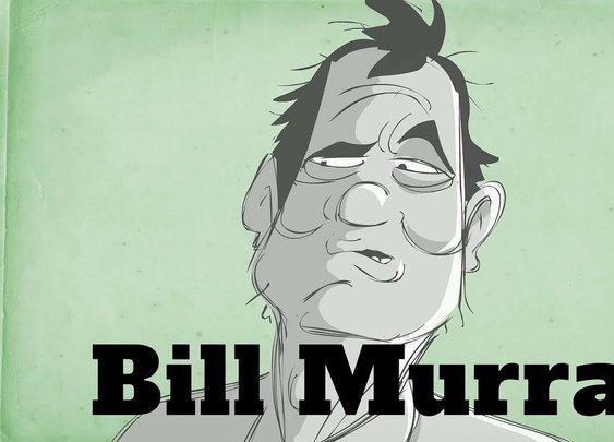 Bill Murray on Being Obnoxious