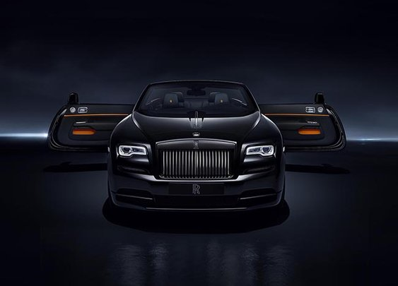 Rolls-Royce Dawn Gets a Black Badge Special Edition