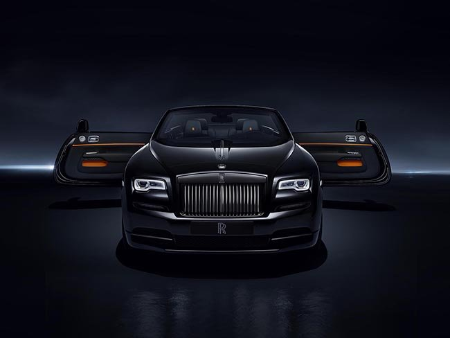 Rolls-Royce Dawn Gets a Black Badge Special Edition