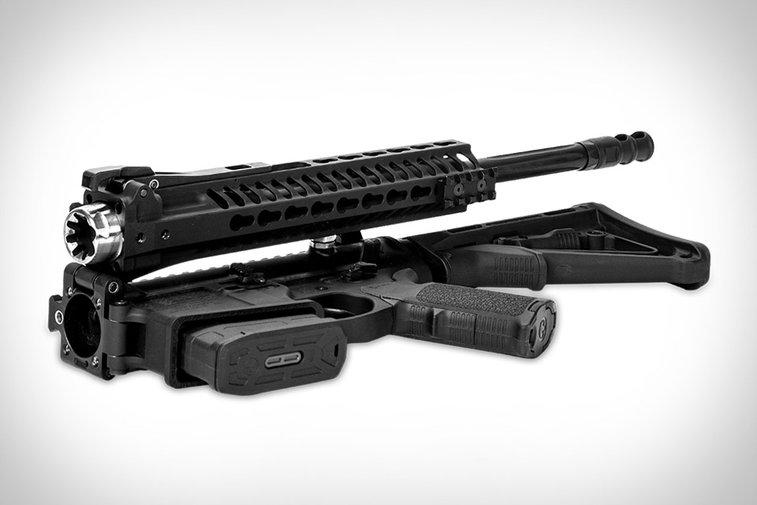 XAR Invicta Folding Rifle | Uncrate