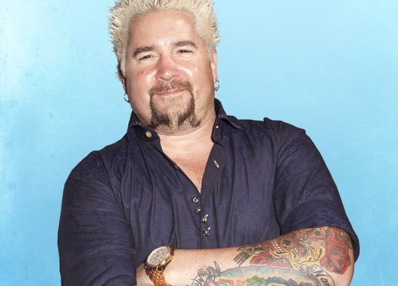 What Guy Fieri Has Learned From 10 Years of Diners Drive Ins and Dives - Thrillist