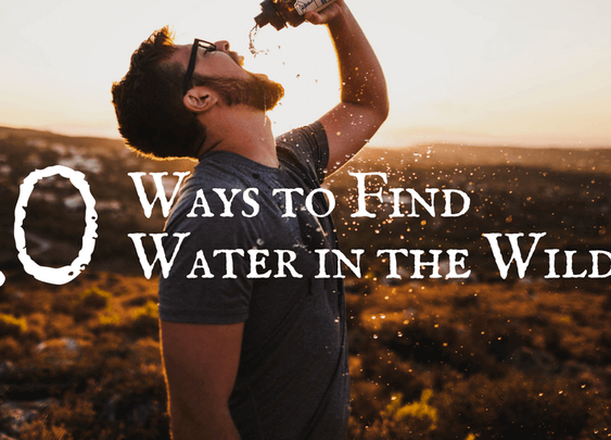 10 Ways to Find Water to Survive the Wilderness