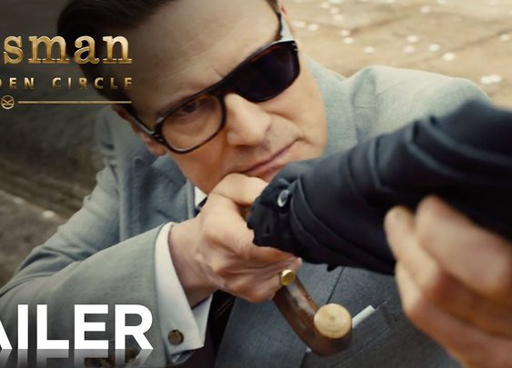 Kingsman: The Golden Circle | Official Trailer 2 [HD] | 20th Century FOX - YouTube