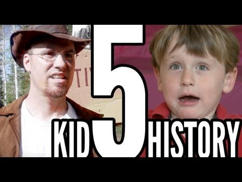 """Kid History: """"Camping"""" Episode 5 (True Stories) - YouTube"""