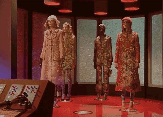 Gucci's SciFi Fashion Reveal Looks Better Than Star Trek: Discovery | Io9