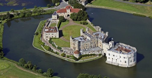 Interactive Map of Castles in England | Historic UK