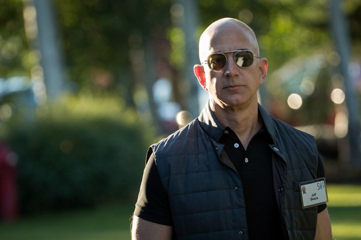 Jeff Bezos: Amazon CEO Lost $6 Billion Overnight