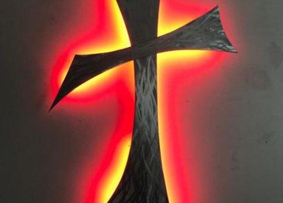 Custom Cross By UsaChurchcross.com