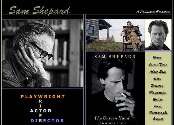 The Sam Shepard Web Site