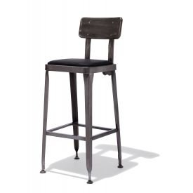 Industrial Bar Stools (for my next house) from IndustryWest