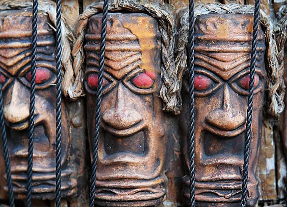 PUNCH | The Evolution of Tiki in Four Eras