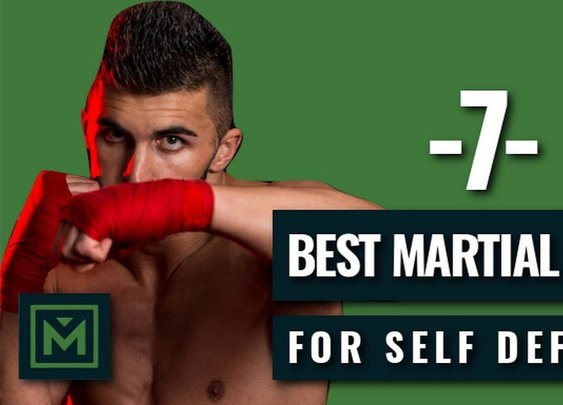 7 Best Martial Arts for Self Defense - YouTube