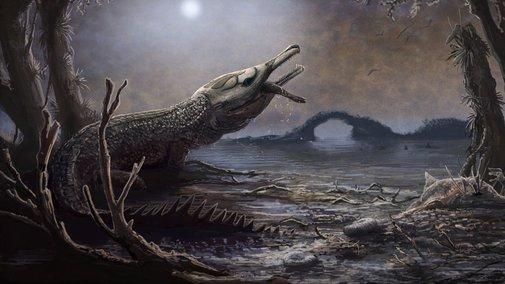 Motorhead's Lemmy Gets A Giant Prehistoric Crocodile As A Namesake